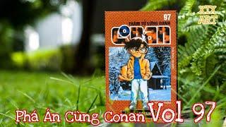 Conan Mới Nhất 2020: Truyện Thám Tử Lừng Danh Conan Tập 97 | Hé Lộ Tổ Chức Áo Đen