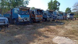 รวมทีมงาน-รถดั้มซิ่ง-ดินด่วน-dump-trucks-17-มกราคม-2562