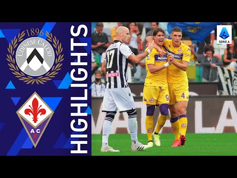 Udinese Fiorentina Goals And Highlights