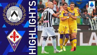 Udinese 0-1 Fiorentina   A narrow win for La Viola   Serie A 2021/22