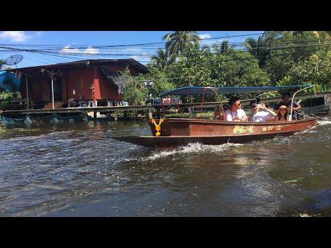 THAILAND E3 floating market
