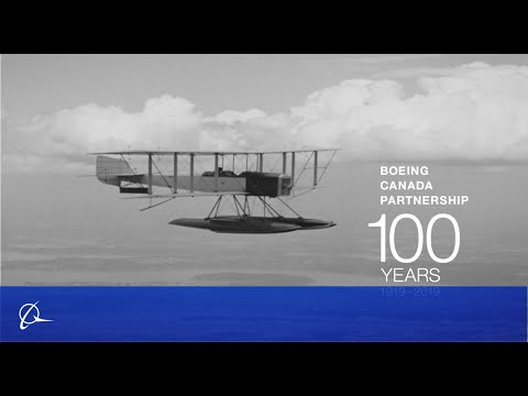 Boeing Canada 100-Year Partnership