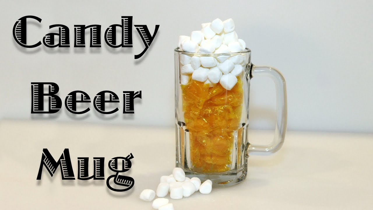 Butterscotch Candy Beer Mug - YouTube