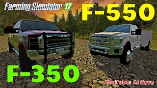 FS 17: Ford F350 Daily Driver Edit v 1 0 Cars Mod für