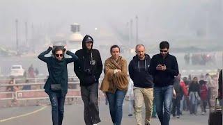 Delhi records coldest November since birth of Indian Republic