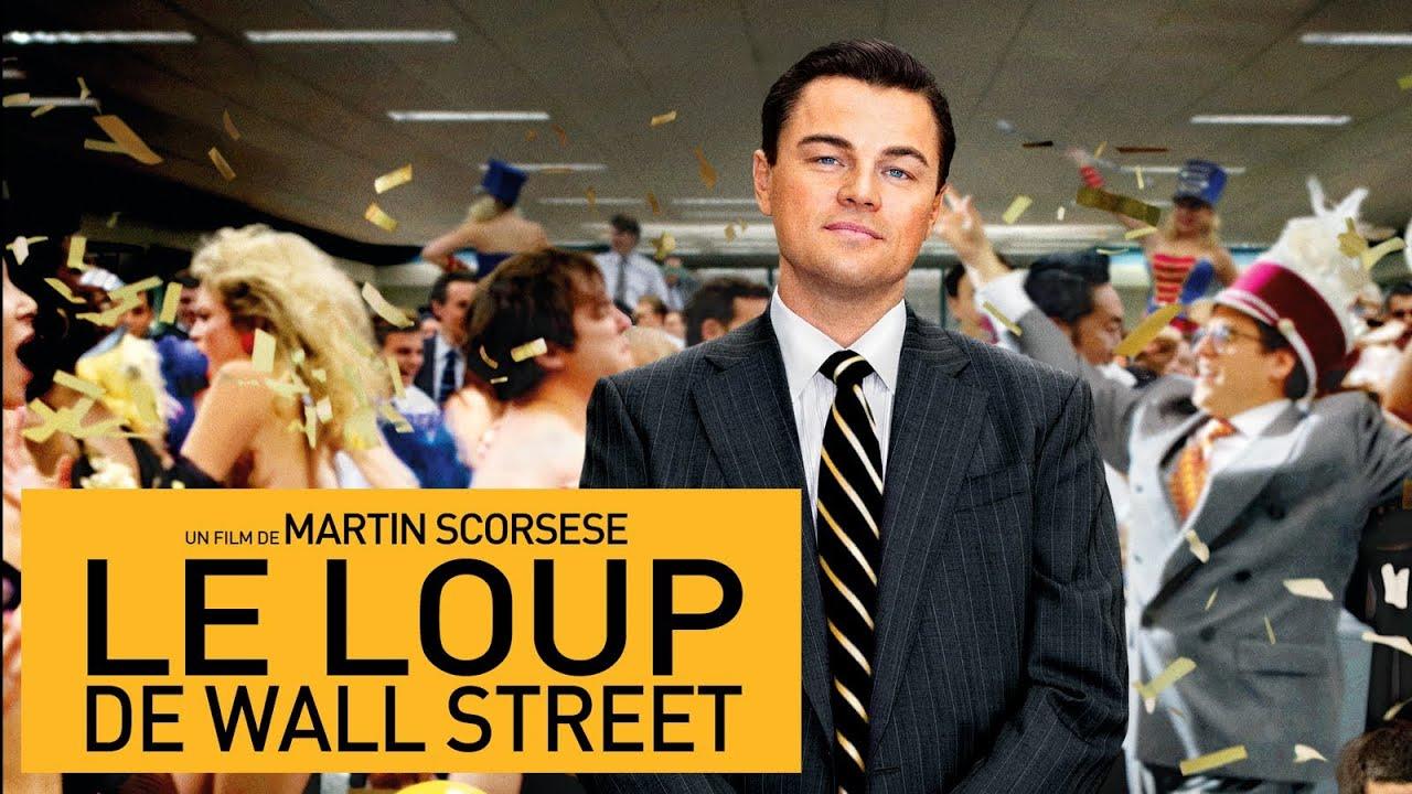 LE LOUP DE WALL STREET Bande Annonce VOST