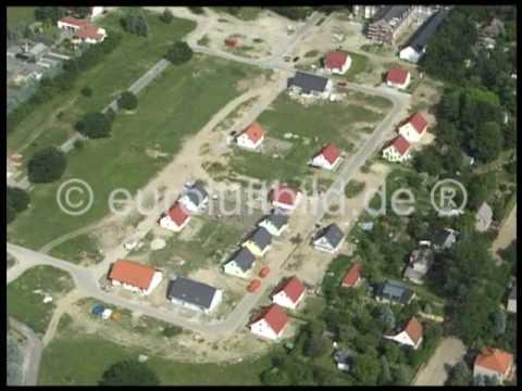 Neubausiedlung / Wohngebiete In Fredersdorf-Vogelsdorf