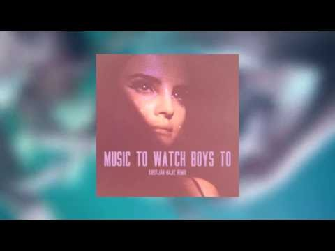 Lana Del Rey - Music To Watch Boys To (Kristijan Majic Remix)