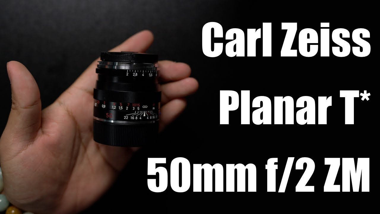 Zeiss Planar T* 50mm f/2 ZM | Unboxing & Overview