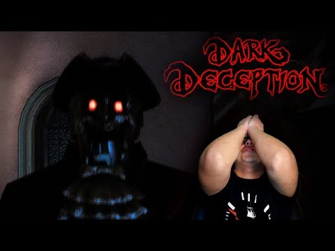 These Statues BROKE Me! (Deadly Decadence) - Dark Deception Chapter 2