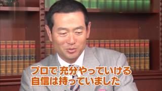 !熱血巨人ファン宮崎瑠依アナが桑田真澄に迫る 宮崎瑠依 検索動画 4