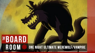 One Night Ultimate Werewolf and Vampire | A Hairy Situation