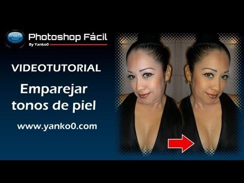 Emparejar tonos de piel Photoshop by Yanko0