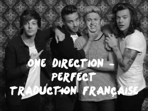 One Direction - Perfect / Traduction Française (WITH AUDIO)