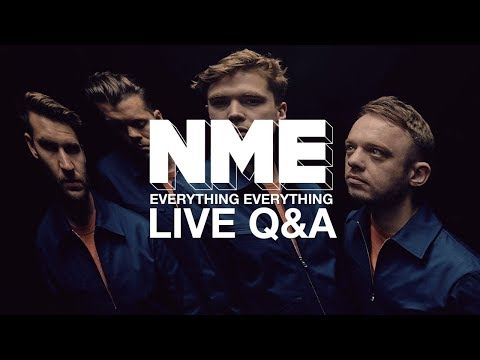Everything Everything | Interview for NME