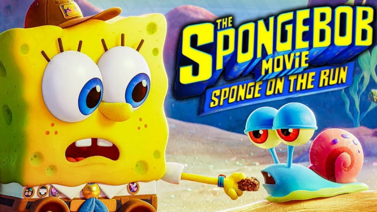 Sponge On The Run FIRST LOOK Breakdown! (Spongebob Movie 3) - YouTube