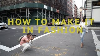 exposing the fashion industry