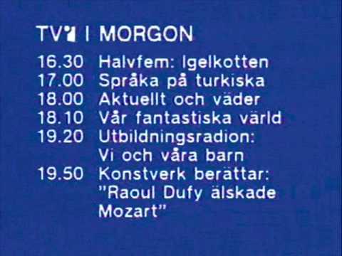 TV1-tablå 1980-04-08