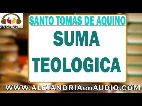 Suma Teologica - Santo Tomás de Aquino -(Part 1)|ALEJANDRIAenAUDIO