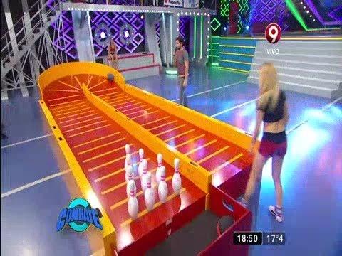 """""""Bowling de Combate"""" (31-07-2015)"""