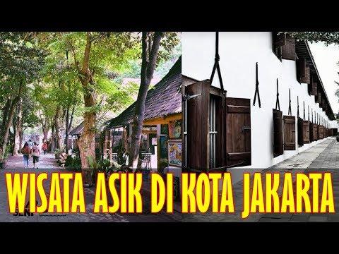 10 TEMPAT WISATA DI JAKARTA PALING ASYIK UNTUK LIBURAN KELUARGA! #Part 3