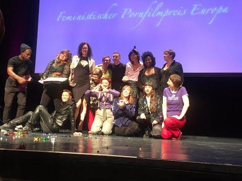 PorYes Feminist Porn Awards Europe 2017