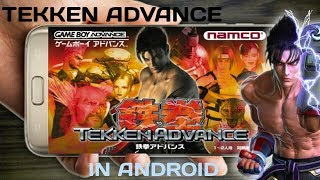 How To Download Tekken Advance In Any Of Your Android Device With Proof