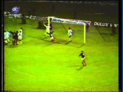 1973 (September 26) Scotland 2-Czechoslovakia 1  (World Cup Qualifier).mpg