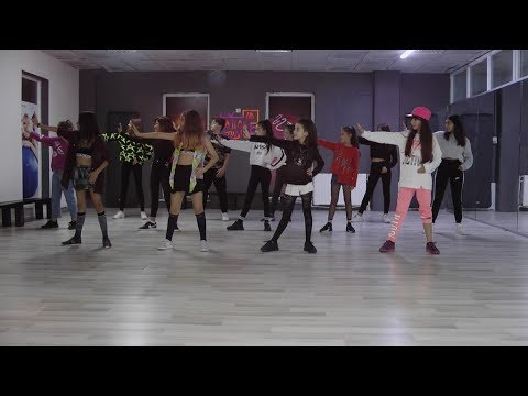 Fly Project - Toca Toca cover easy kids dance / zumba choreography