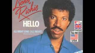 Lionel Richie All night Long thumbnail
