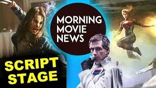 X23 Movie Script, Ben Mendelsohn for Captain Marvel Villain