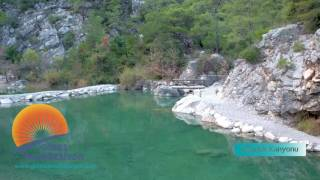 Göynük Kanyonu Antalya   4K Havadan Çekim   Güneş Prodüksiyon   0532 426 84 20