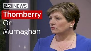 Emily Thornberry MP Talks Labour Crisis On Murnaghan