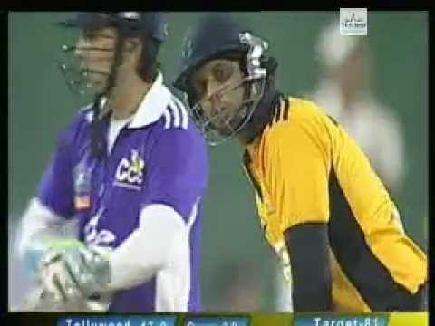 Tollywood Vs Bollywood Cricket Match file-24