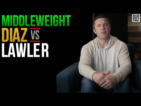 Nick Diaz asked to change Lawler fight to Middleweight, WHY?