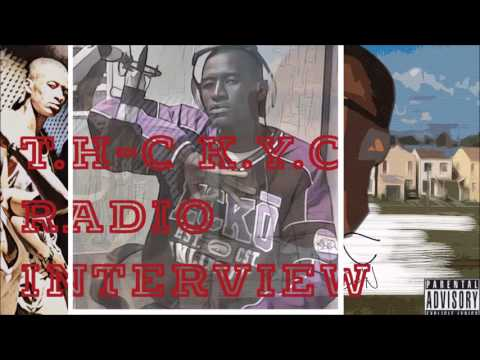 T.H-C Watseba K.Y.C radio interview 2013