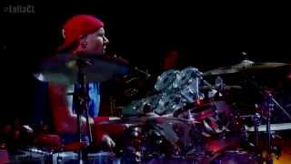 Red Hot Chili Peppers - The Adventures Of Raindance Maggie - Lollapalooza Chile 2014