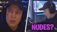 Nudes von Fangirls?😱 Von Zuschauer Zuhause belästigt!😡 MontanaBlack Stream Highlights