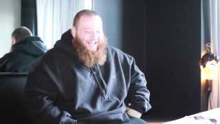 Action Bronson - Interview (2/2)