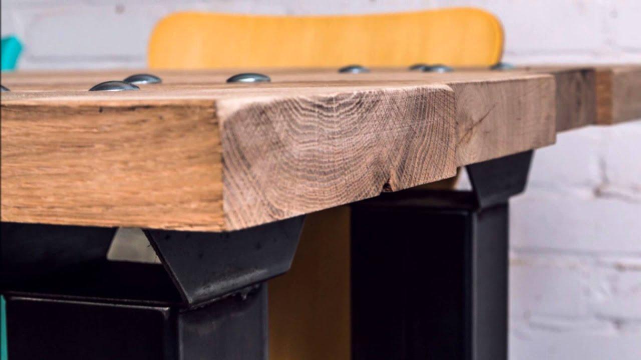 Badkamer ideeen inloopdouche met grof eiken planken uniek
