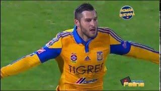 Pumas vs Tigres 4-1 Final Vuelta Apertura 2015 Liga Mx HD