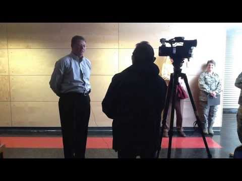 OCSJX-14: Jim Andersen, USNORTHCOM Contracting Division Chief
