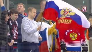 Южная Корея - Олимпийская сборная России - 2:5