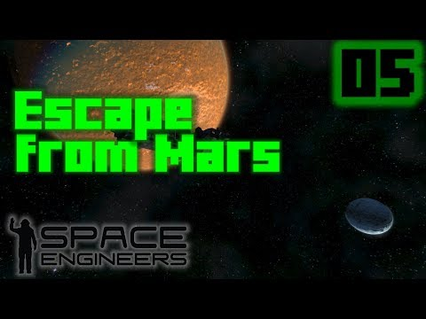 Cosmicly Epik Escape from Mars