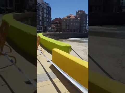 Recorrido en time lapse por el nuevo Paseo de Silgar