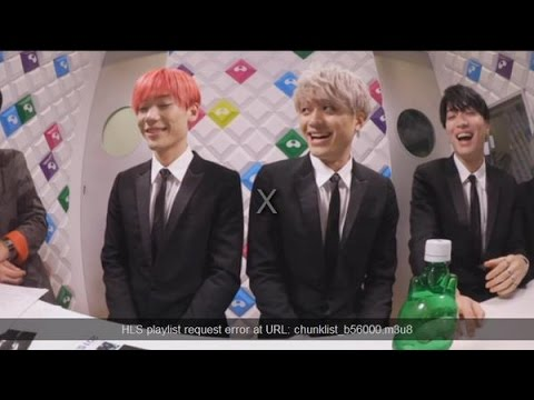 2015/09/15「X4」Amesuta FURAGE! LIVE Broadcasting (Guest)