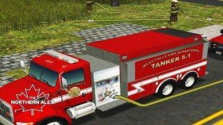 Emergency 4 | West Falls Mod Beta Release | PC Gameplay