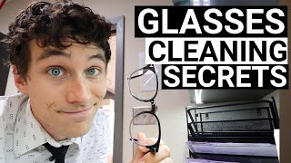 How to Clean Eyeglasses (The Best Way) - 7 Tips