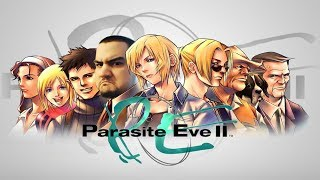 [18+] Шон играет в Parasite Eve II {PS1 1999} - СТРИМ 5