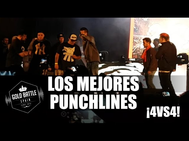 Los MEJORES PUNCHILES De Aczino, Papo, Kaiser, Dtoke VS Chuty, Skone, Bta, Blon | B Producciones